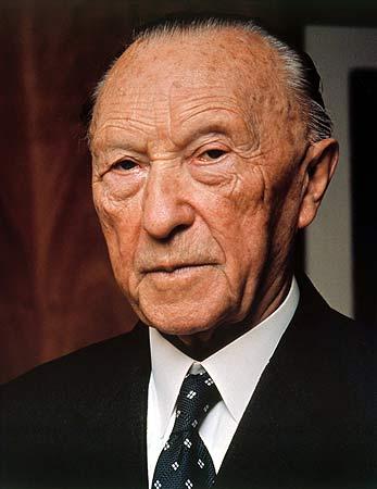 Autotelefon Konrad Adenauer