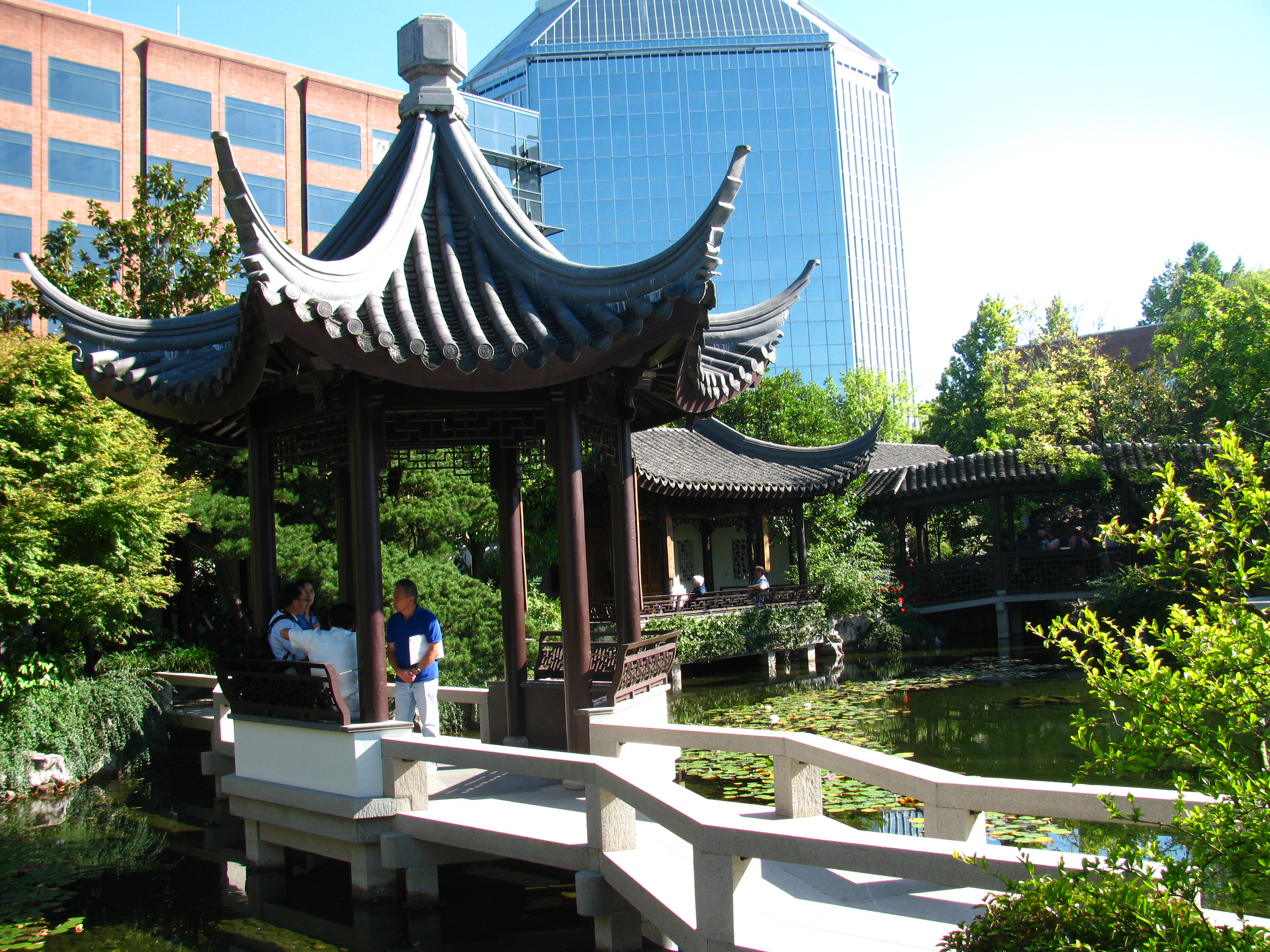 portland chinese garden - Chinese Garden Portland