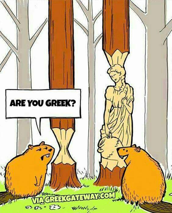 Greek Beavers