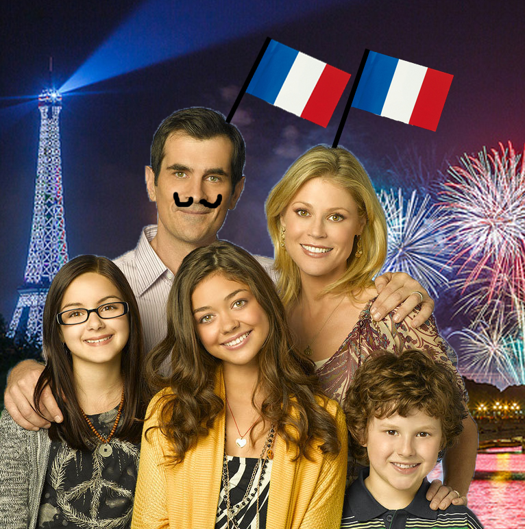 Beautiful Modern Family French Pictures - Transformatorio.us ...