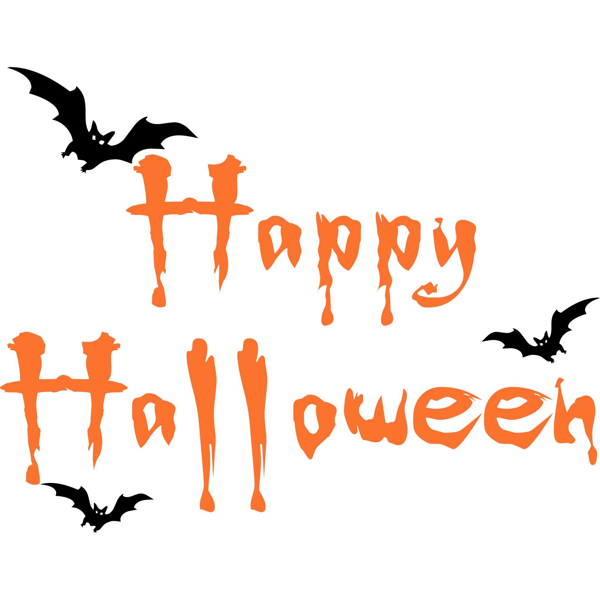 graphic relating to Happy Halloween Signs Printable identify German Halloween Video clip Evening LLC German