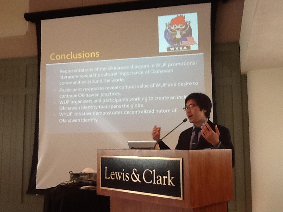 第4回日本語・日本研究 Major and Minor summit at Lewis and Clark